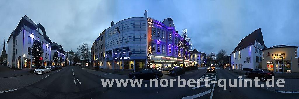 Osnabrück - Weihnachtsleuchten  5