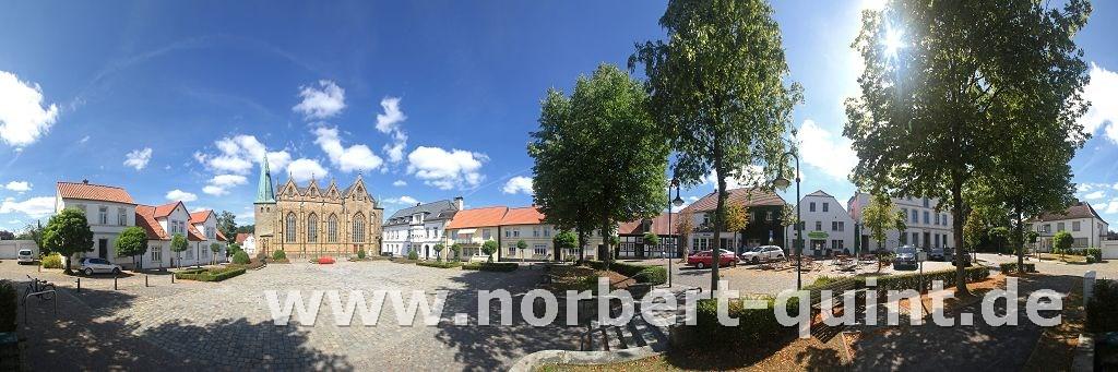 Ostercappeln - Kirchplatz