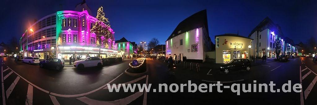 Osnabrück - Weihnachtsleuchten 11