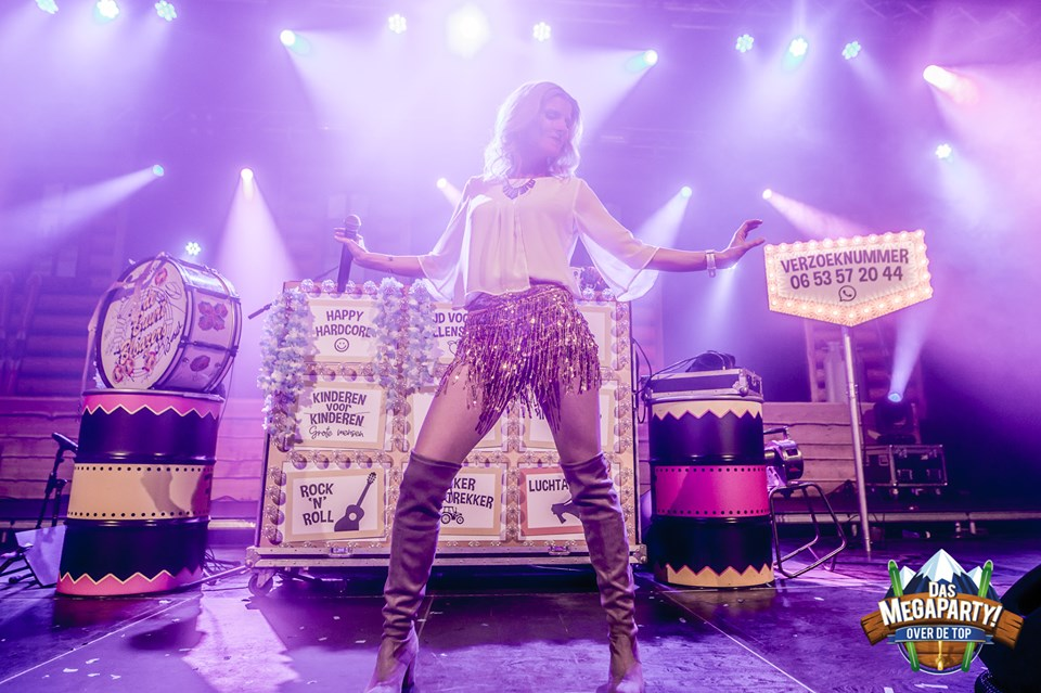 CARO Helene Fischer Double & Tribute Show in Boxtel
