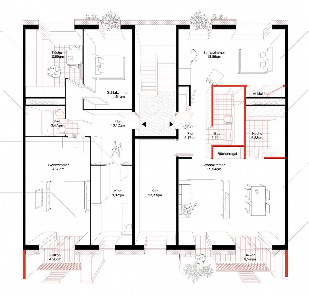 Typologie Wohnung