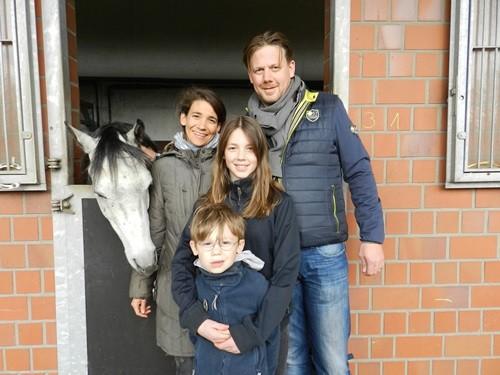 Der Dank geht an die Familie Tietjen, dass wir dort zu Gast sein durften.