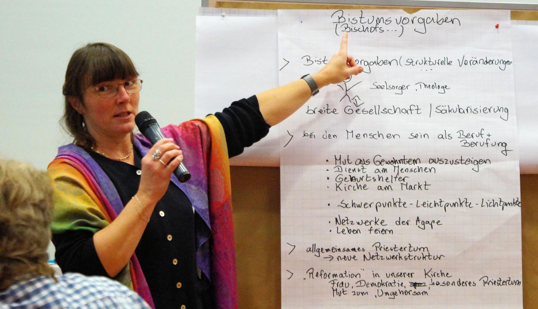 Arbeitsgruppen Ergebnisse