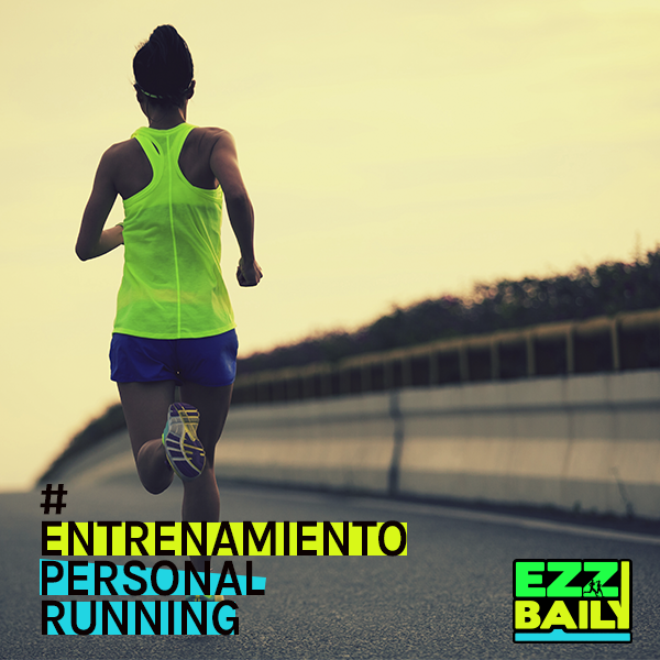 Etapas Entrenador Personal Running
