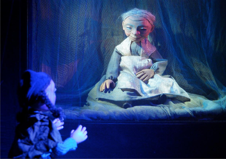PendelMarionettenTheater: Das Mädchen mit den Schwefelhölzchen
