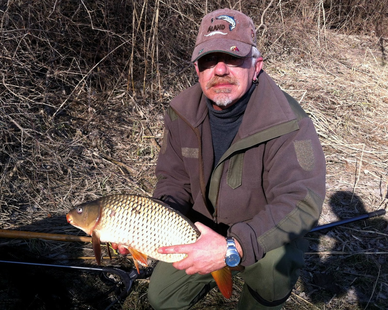 Peter Fikinger - Karpfen - 3,0kg - 03.03.2013 - Revier III