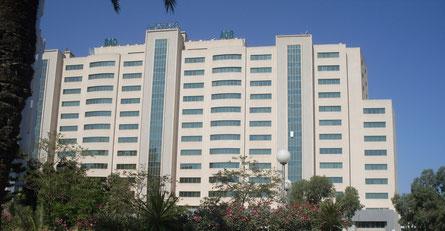 Siège de la BAD à Abidjan