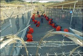 Prison américaine de Guantanamo à Cuba