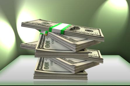 Monnaie, argent, finances
