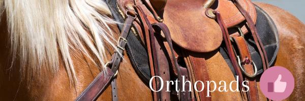 western orthopad, westernpad, orthopädisches westernpad