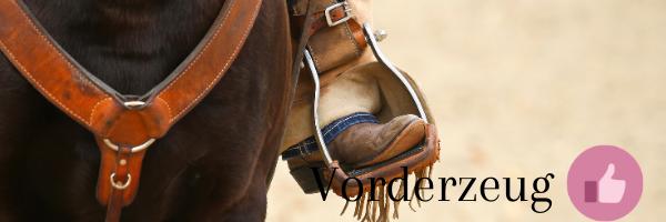 westernvorderzeug, westernsattel. vorderzeug. westernpad