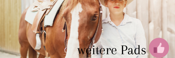 westernpads, western pad, westernsattel