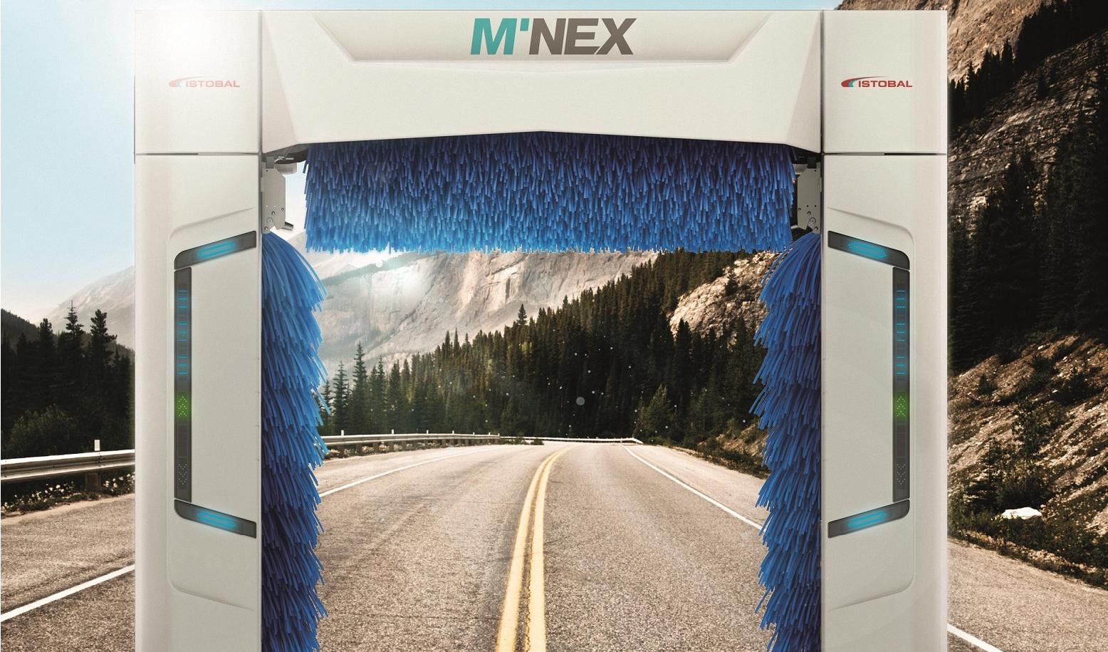 Portalwaschanlage - M'NEX 22