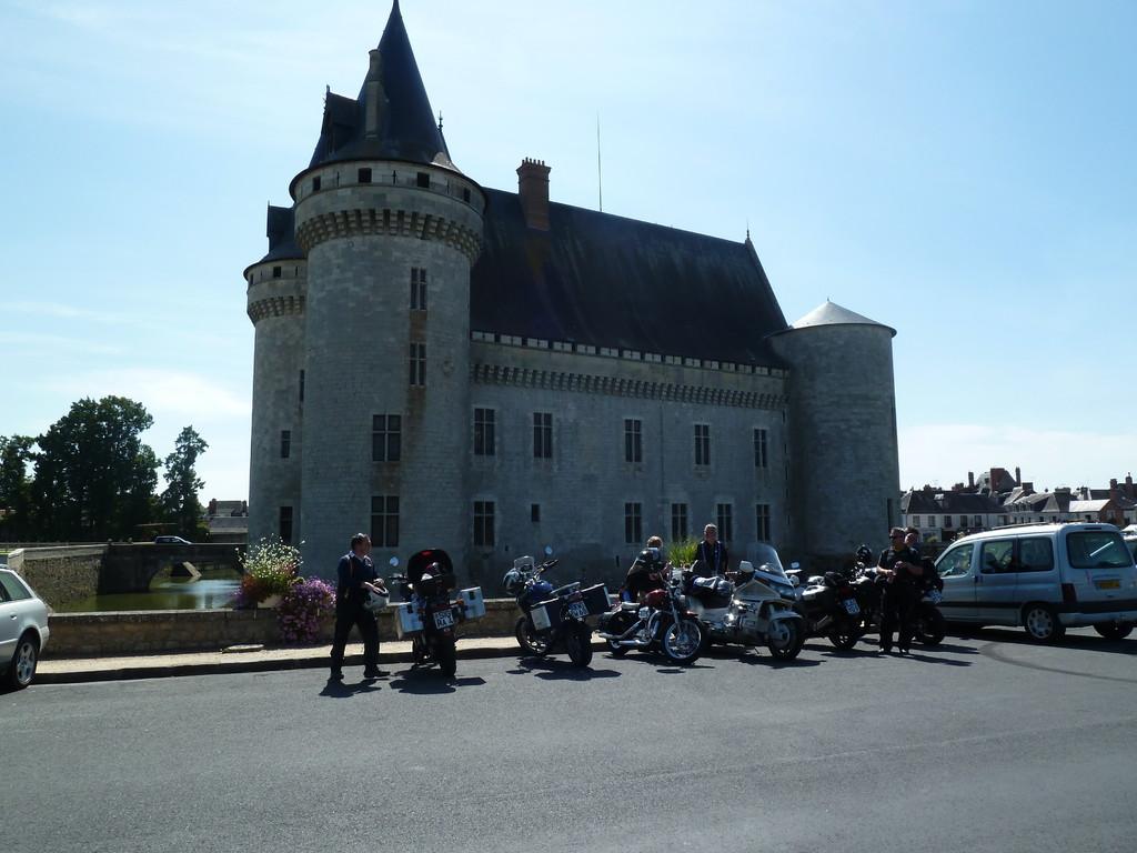 Schloß Sully sur Loire