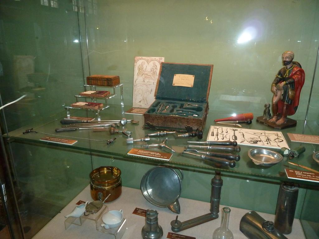OP-Instrumente im Mittelalter