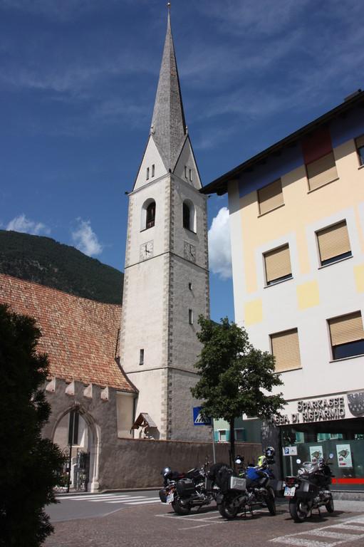 In Laatsch/Vinschgau