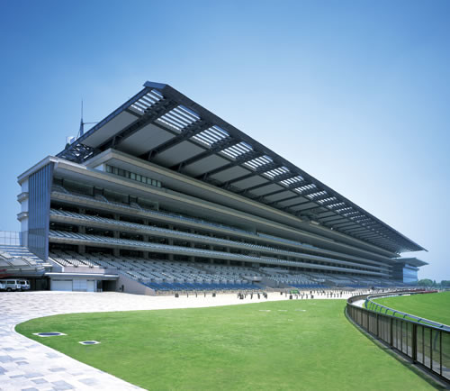 東京競馬場地上デジタル放送開始に伴う共聴設備改修工事