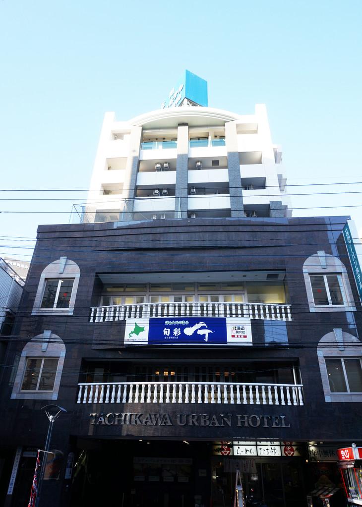 立川ビジネスホテル新築工事