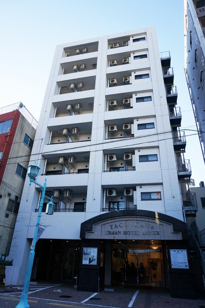 立川ビジネスホテル別館新築工事