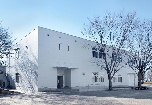 職業能力開発総合大学(小平キャンパス)仮設実習場電気設備工事