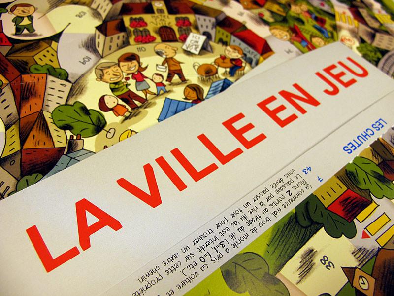 PS Vaud. La ville en jeu. ©2011