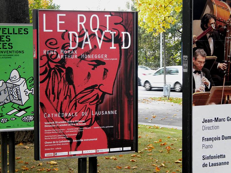 Le Roi David © 2010
