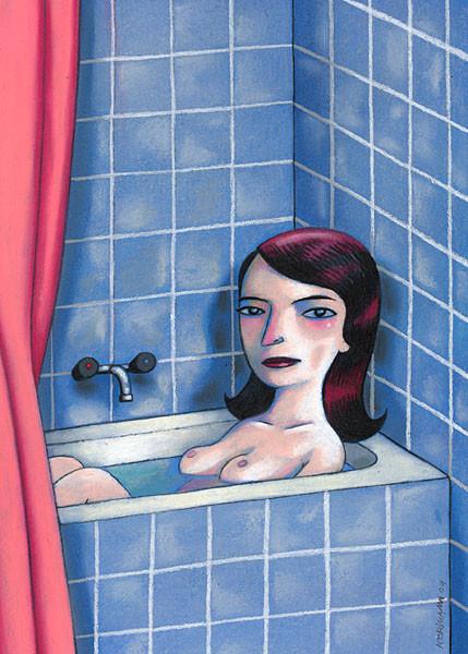 La baigneuse ©2004
