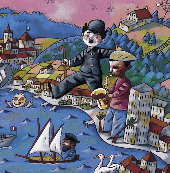CGN, carte pour les enfants, détail 1. ©2005