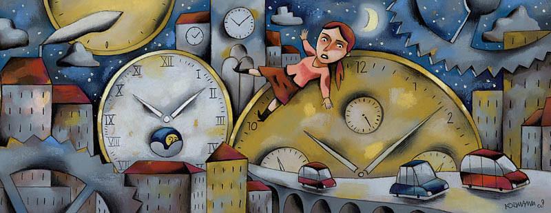 Bilan Spécial Montres. Un conte horloger. ©2008