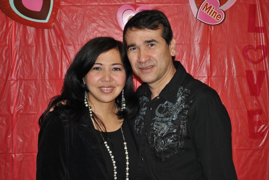 Nuestros Mentores Pastores Diego y Claudia M.