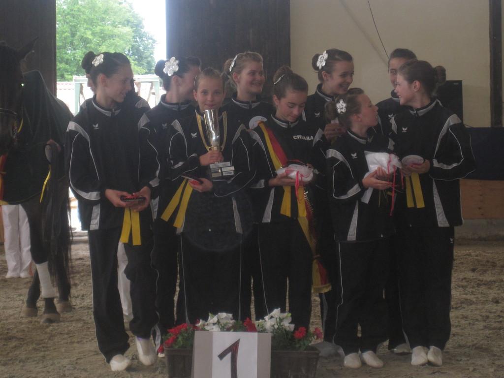 Gruppe Pfalzmeister 2010