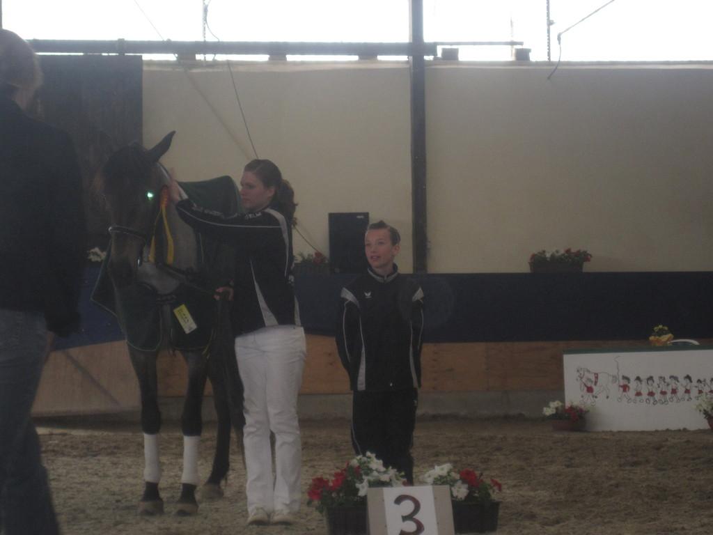 Hannah Pfalzmeiserschaften Junioren Platz 3