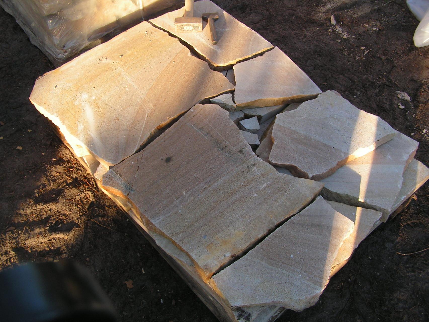 sandsteinplatten aus ibbenb rener sandstein poligone oder geschnittene sandsteinplatten. Black Bedroom Furniture Sets. Home Design Ideas