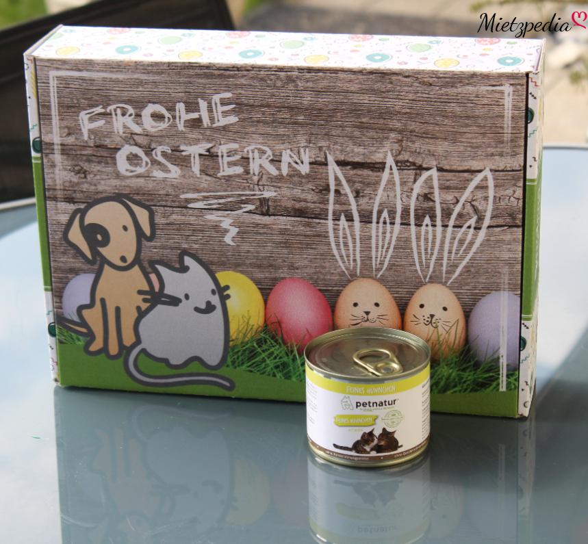 """Nassfutter von petnatur mit """"feines Hühnchen"""""""