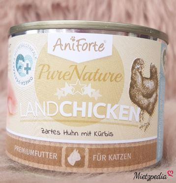 LandChicken - Zartes Huhn mit Kürbis