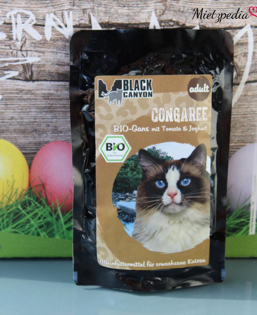 """Das Nassfutter von Black Canyon mit """"Congaree - BIO-Gans mit Tomate und Joghurt"""""""