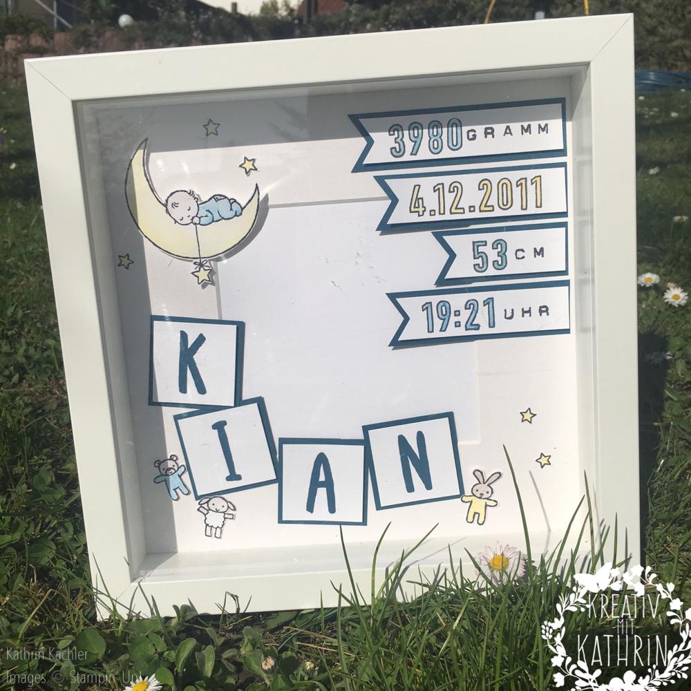 Moon Baby Geschenkidee Zur Geburt Kathrin Kachlers Webseite