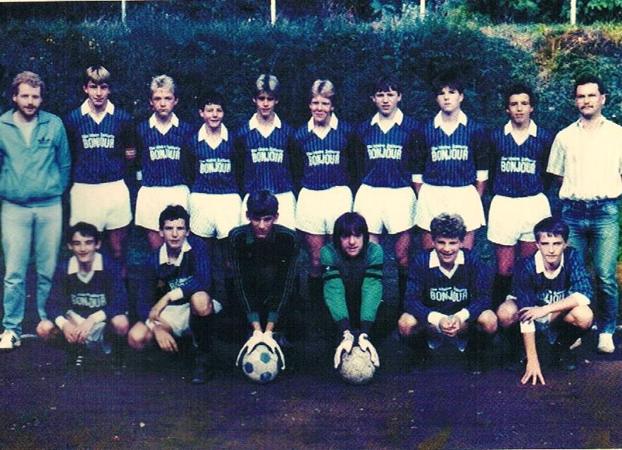 B-JUGEND 1984/85