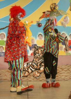 Hansi Roth und Peter Rath bei einer TuS - Faasendveranstaltung