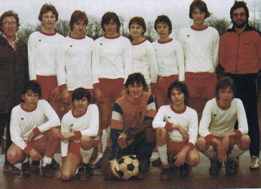 B-JUGEND 1978/1979