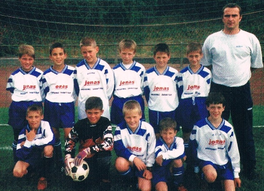 E-JUGEND 1997/98