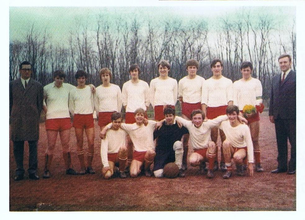 A-JUGEND 1969/70