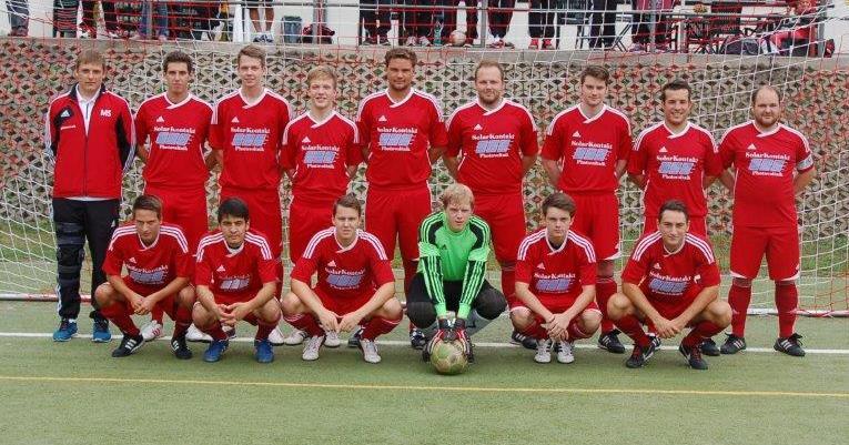 2. Mannschaft /Kreisliga A / 2013/14