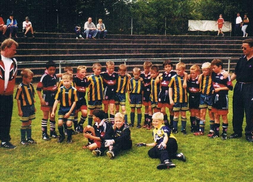 F-JUGEND 1999/00