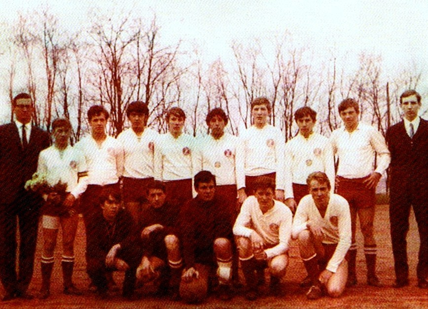A-JUGEND 1968/69