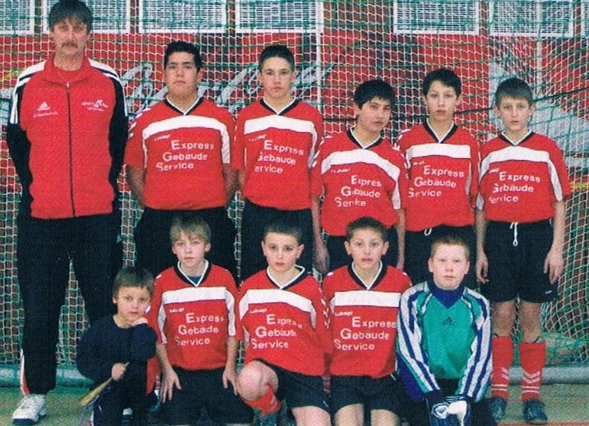 D-JUGEND 2004/05
