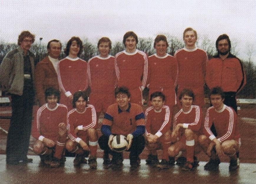 A-JUGEND 1978/79