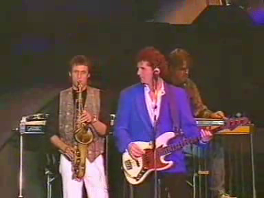 Chris White, John Illsley, Paul Franklin