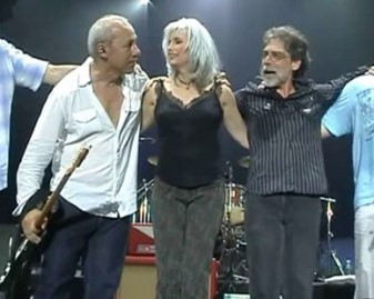 Mark Knopfler, Emmylou Harris, Richard Bennett