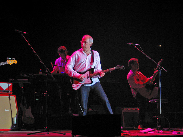 Guy Fletcher, Mark Knopfler, Richard Bennett
